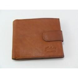 Pánska peňaženka kožená hneda koža VGALANA050A