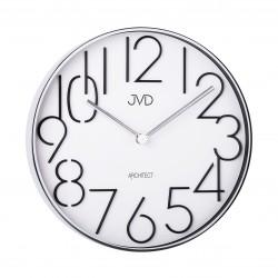 Designové kovové hodiny JVD -Architect- HC06.1