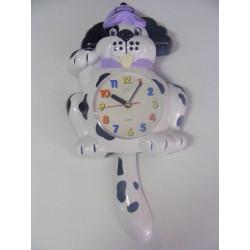 Detské nástenné hodiny JVD HF 62.2