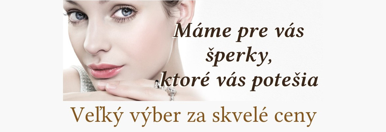 Výber šperkov